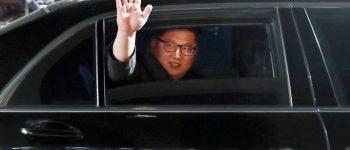 ، رهبر کره شمالی وارد سنگاپور شد، اون&quot، تدابیر امنیتی بیسابقه جهت حفاظت از &quot