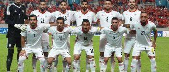 تیم ملی کشور عزیزمان ایران صدر رنکینگ آسیا را از دست داد